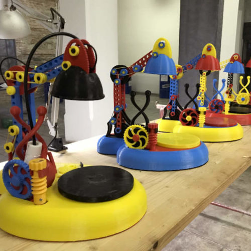 Produzione in serie stampante 3D